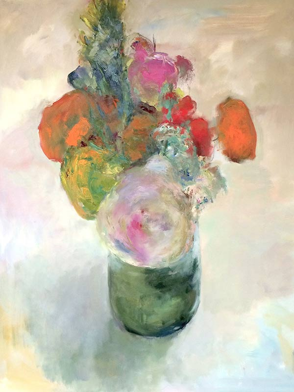 artist Marc Whitney Mixed Bouquet