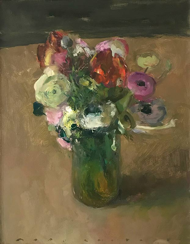 Marc Whitney fine art print Bouquet