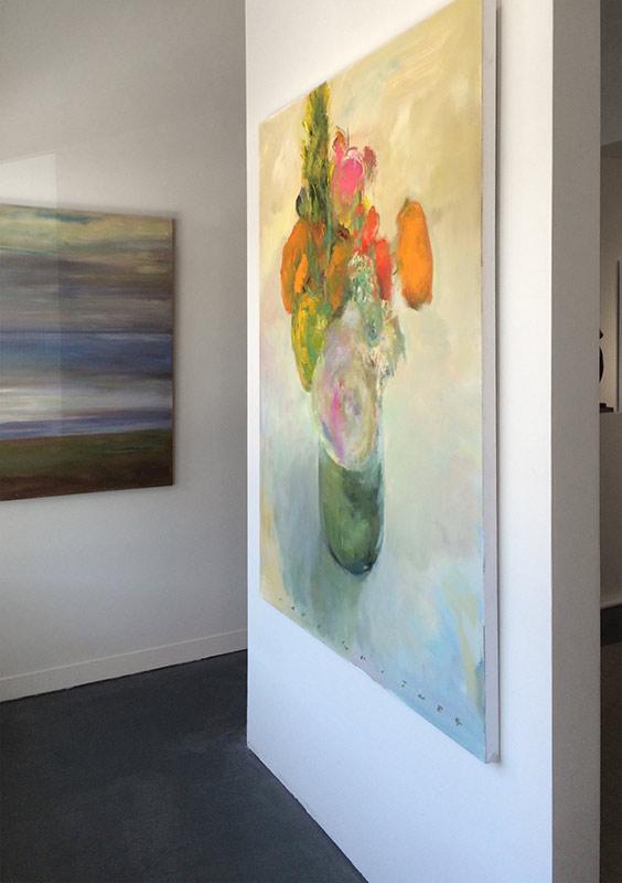 Floral Bouquet fine art reproduction Marc Whitney