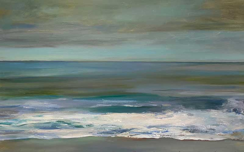 The Ocean Seascape II