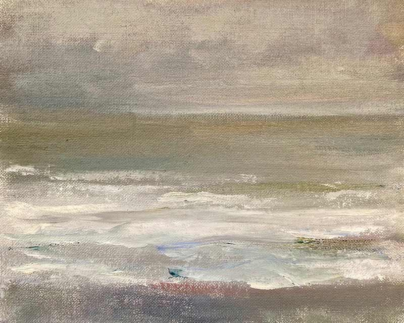 Laguna Beach Seascape Study 7