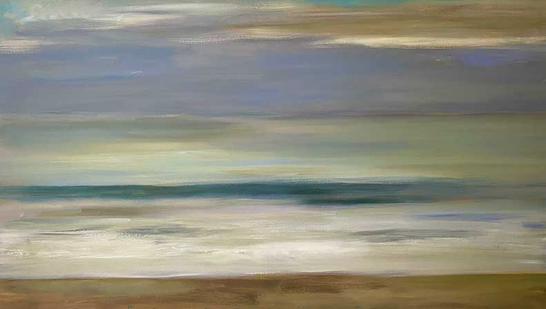 Sea View Giclee print by Marc Whitney