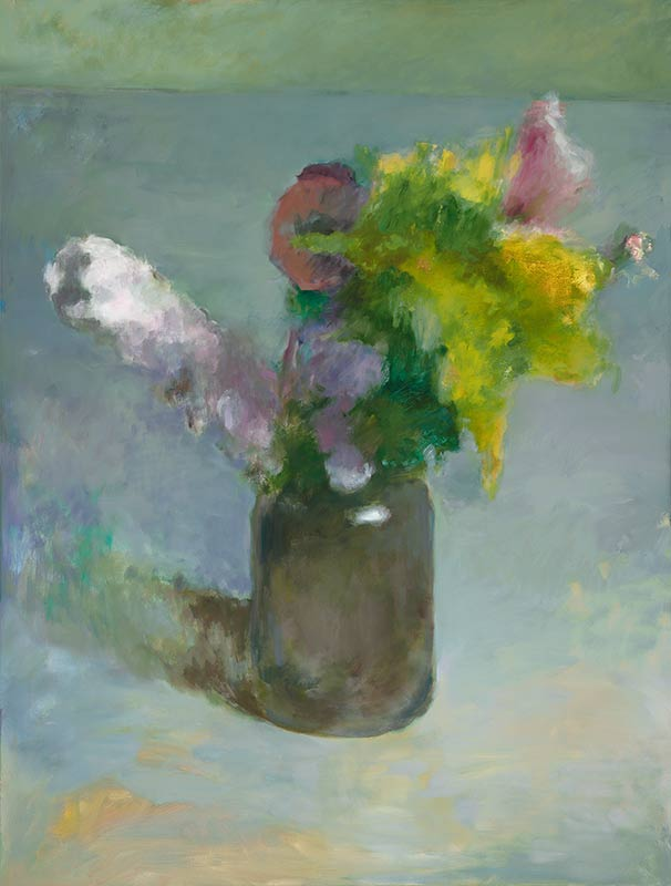 Marc Whitney fine art print Grand Floral