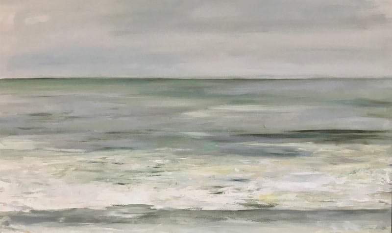Seascape giclee print by Marc Whitney