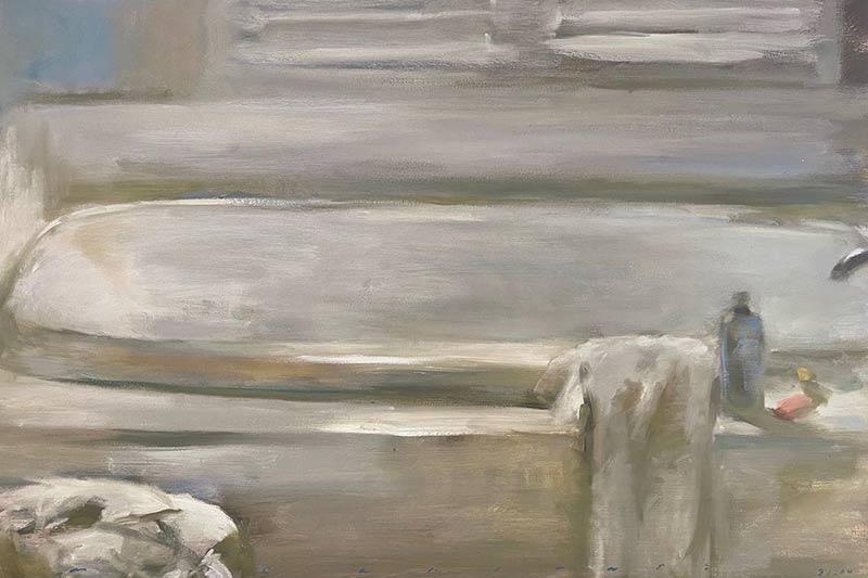 tub fine art reproduction Marc Whitney