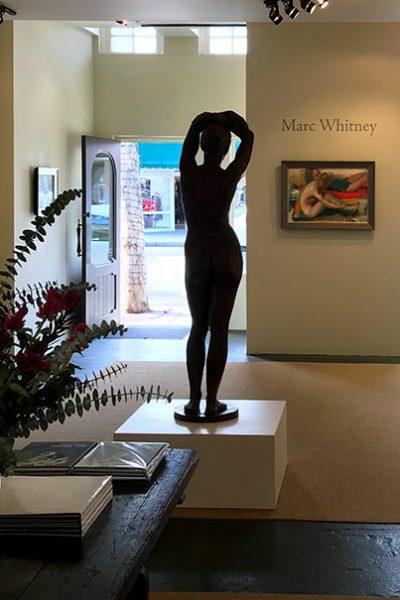 Marc Whitney Gallery Laguna Beach