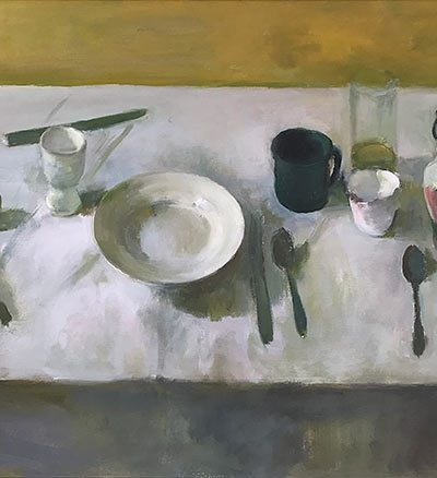 Tablesetting with Pitcher