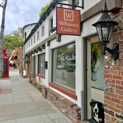 Celebrate Summer! Laguna Beach ART WALK Saturday, July 6