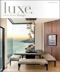 LUXE Magazine Los Angeles